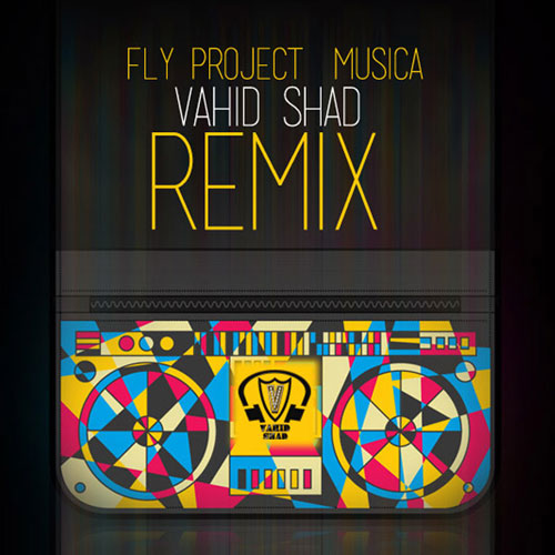Cover Album Fly Project Musica Fly Project – Musica Vahid